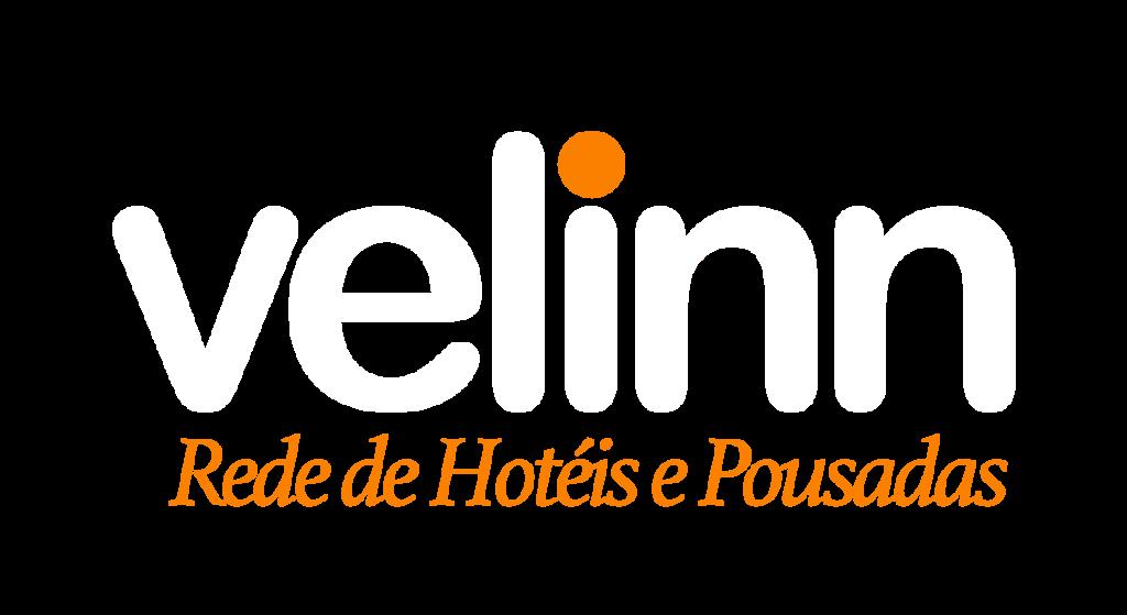 Logo velinn transparente branco