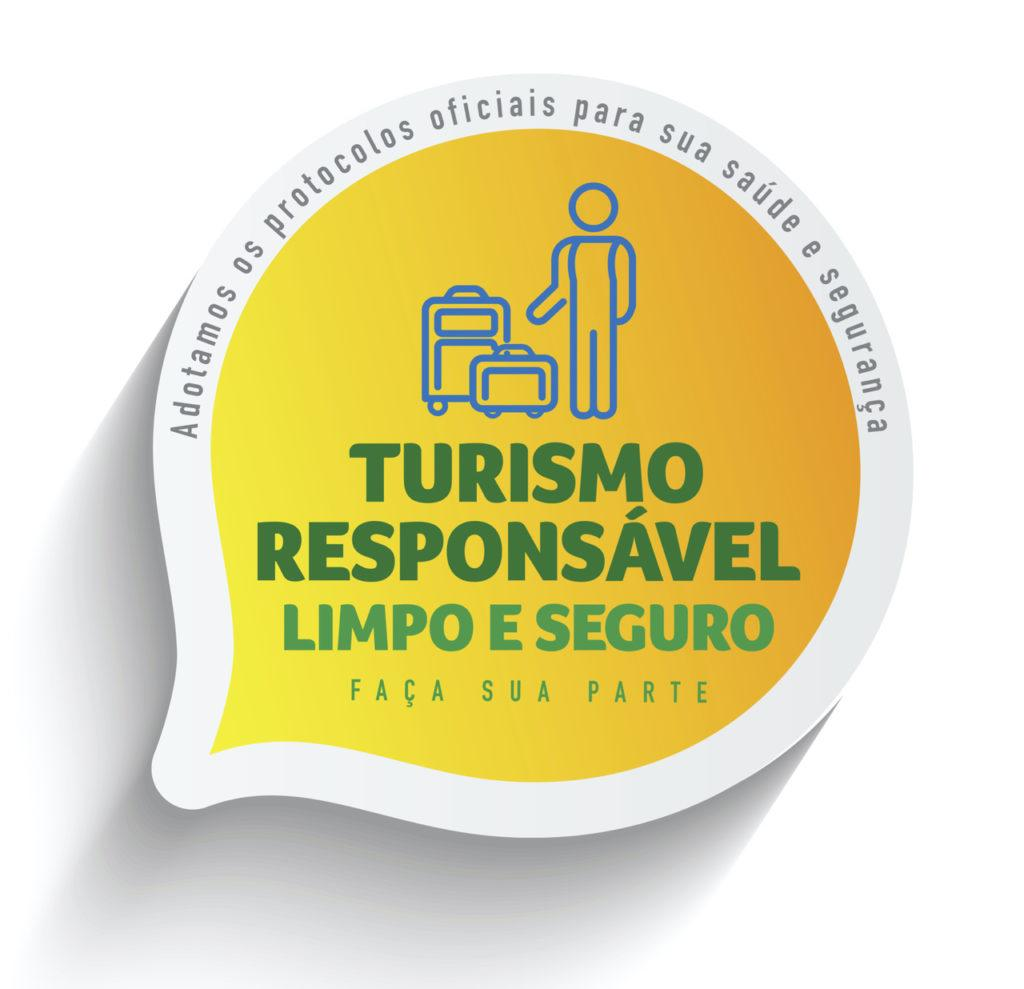 SELO TURISMO RESPONSAVEL Logo Sombra