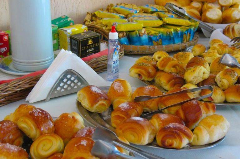 Café da manhã Velinn Pousada dos Marinheiros 4