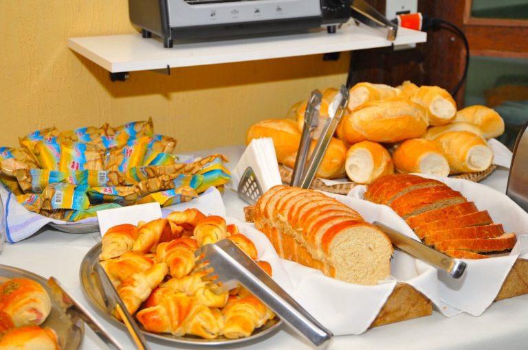Café da manhã Velinn Pousada dos Marinheiros 5