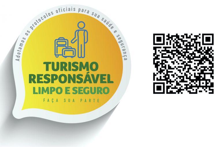 SELO TURISMO RESPONSAVEL Velinn Logo e Codigo