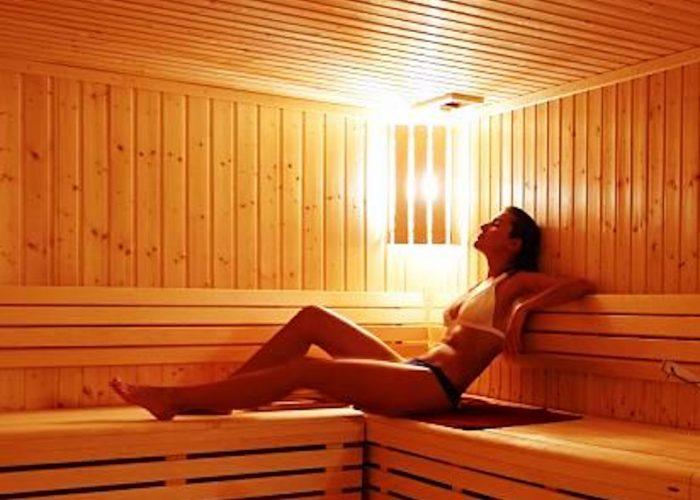 Veinn Hotel Pousada dos Hibiscos sauna