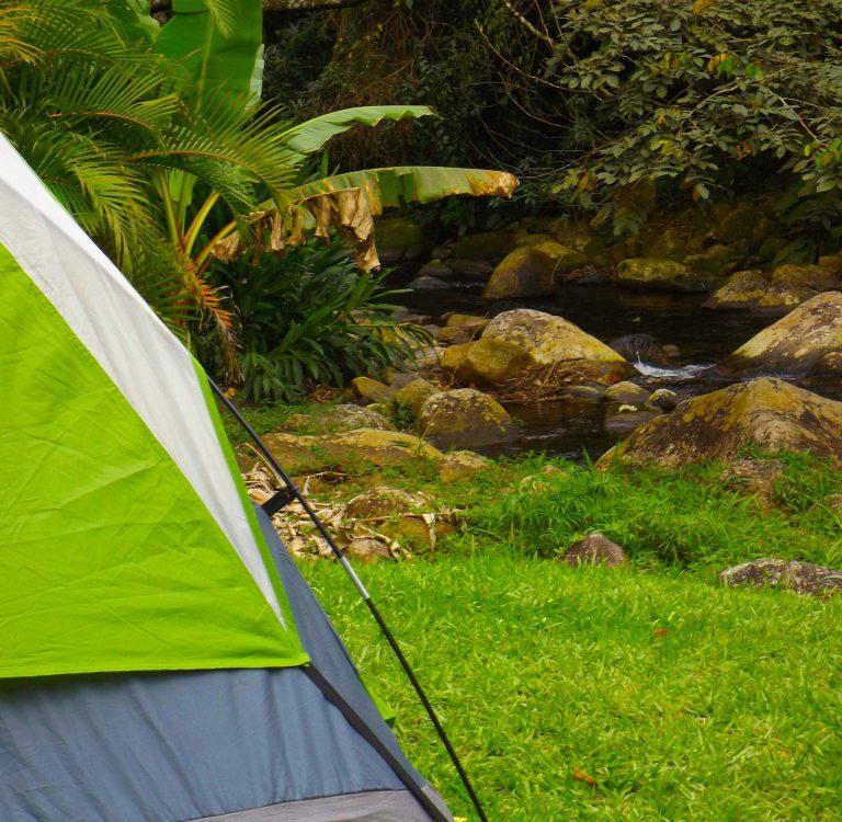 Velinn Camping Ilhabela Barraca Casal 1