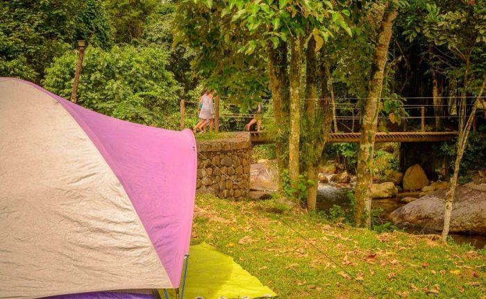 Velinn Camping Ilhabela Barraca Casal 2