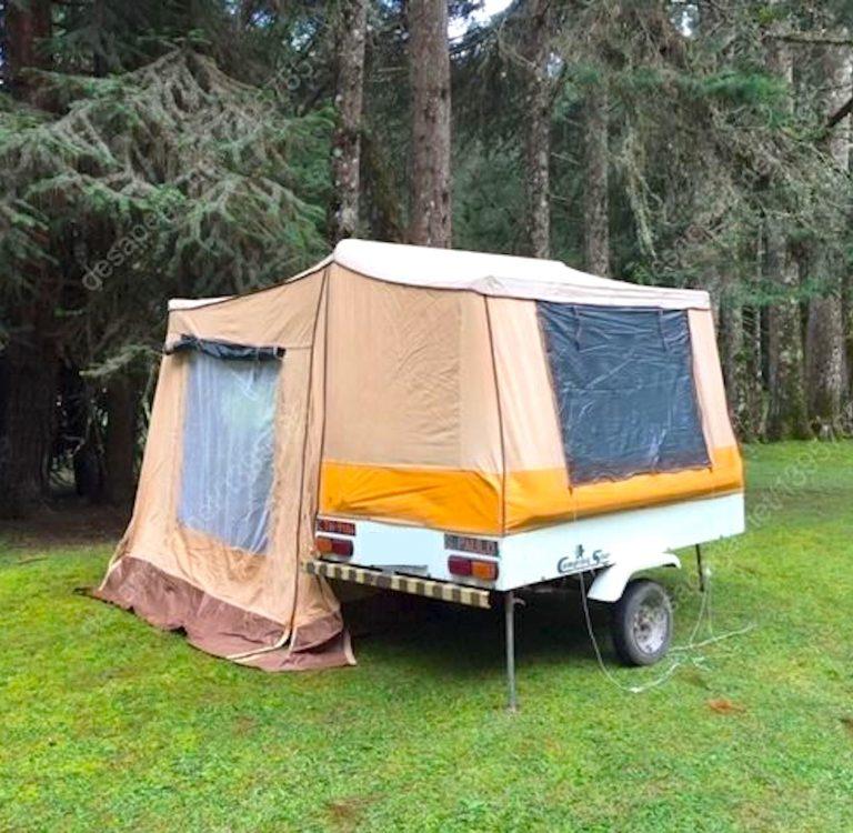 Velinn Camping Ilhabela Barraca automotiva 4