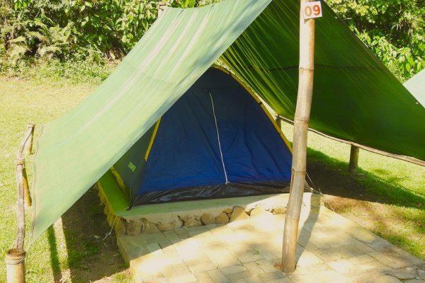 Velinn Camping Ilhabela Barraca casal 3 1