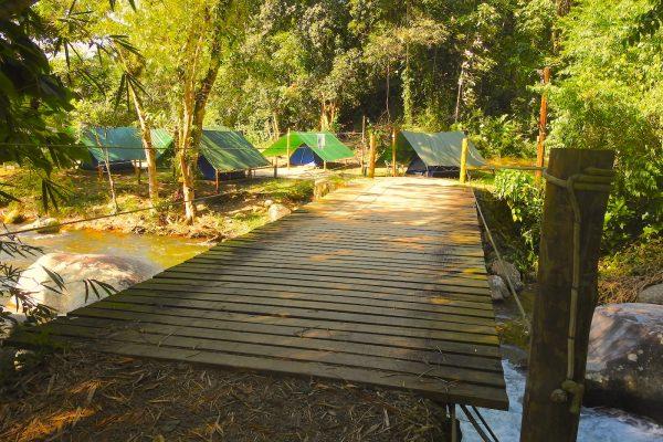Velinn Camping Ilhabela Barraca casal 4