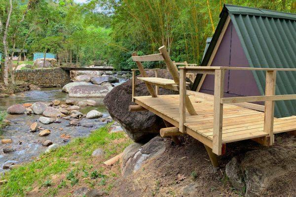 Velinn Camping Ilhabela Cabana Casal 1