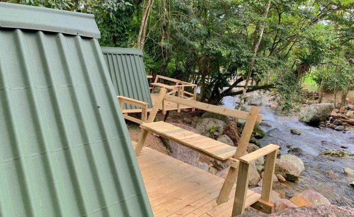 Velinn Camping Ilhabela Cabana Casal 2