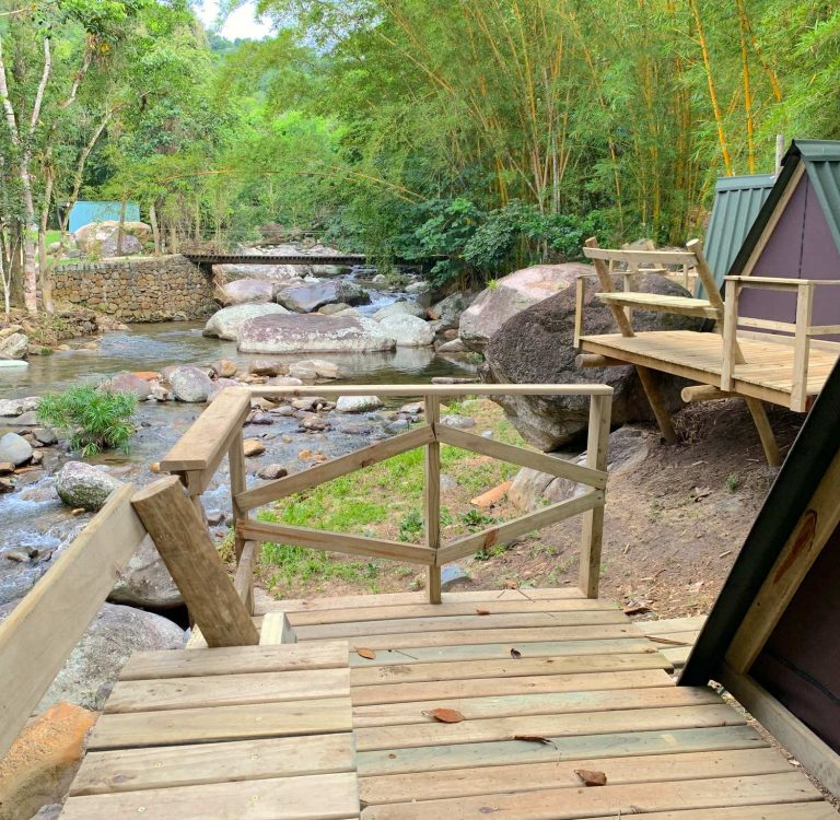 Velinn Camping Ilhabela Cabana Casal 6