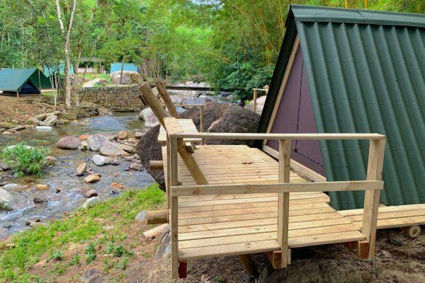 Velinn Camping Ilhabela Cabana Casal 8