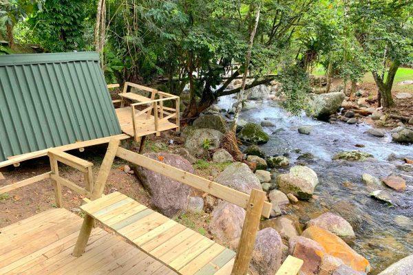 Velinn Camping Ilhabela Cabana Casal 9