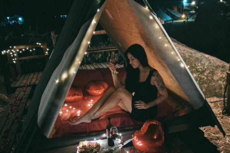 Velinn Camping Ilhabela Cabana com kit 46