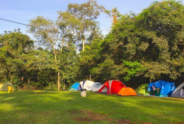 Velinn Camping Ilhabela Espaço Vazio 3