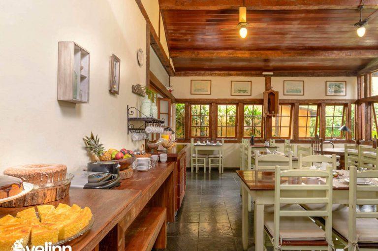 Velinn Caravela Pousada Ilhabela Café da Manhã 2