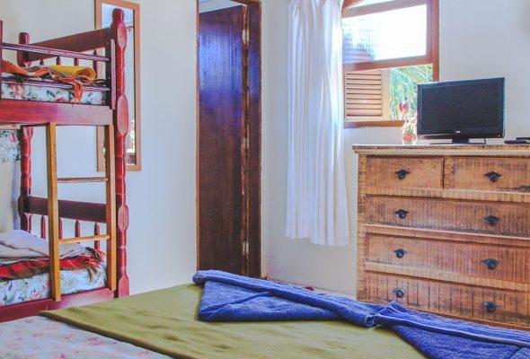 Velinn HPJ Ilhabela Hostel quarto Std 1 1 1
