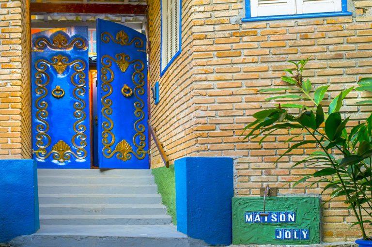 Velinn Hotel Maison Joly Fachada 3