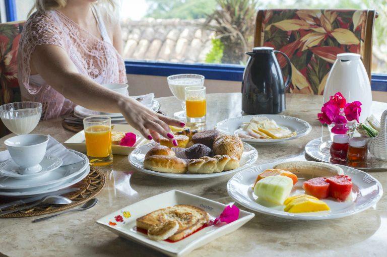 Velinn Hotel Maison Joly café da manhã 2