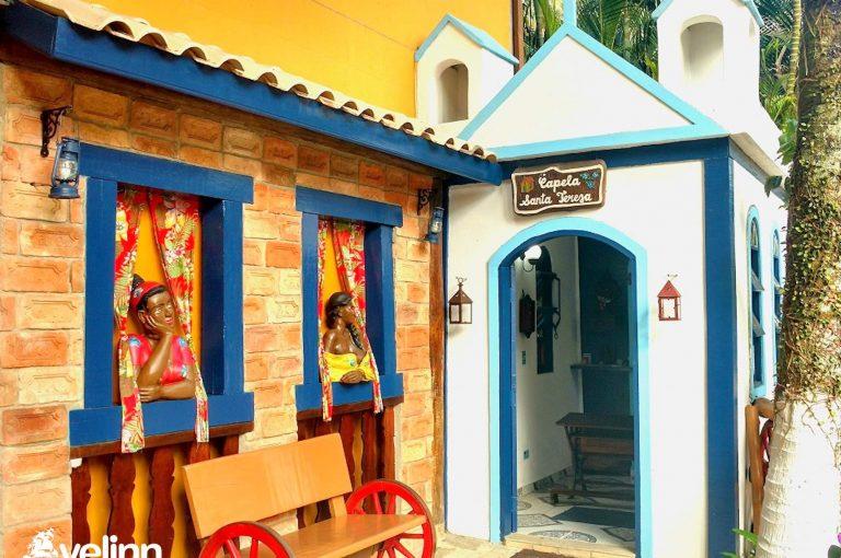 Velinn Hotel Santa Tereza Ilhabela Capela