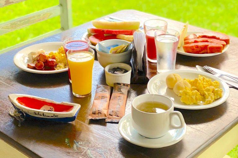 Velinn Pousada Bromelias Café da Manhã 4 cópia