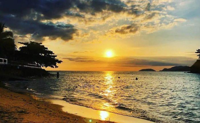 Velinn Pousada Chale Suisso praia 1
