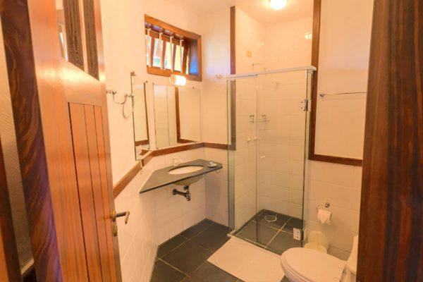 Velinn Pousada Ponta do Pequeah Quarto Banheiro 1