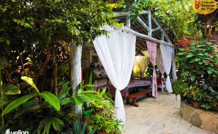 Velinn Pousada Recanto da Villa Ilhabela Sala TV 3