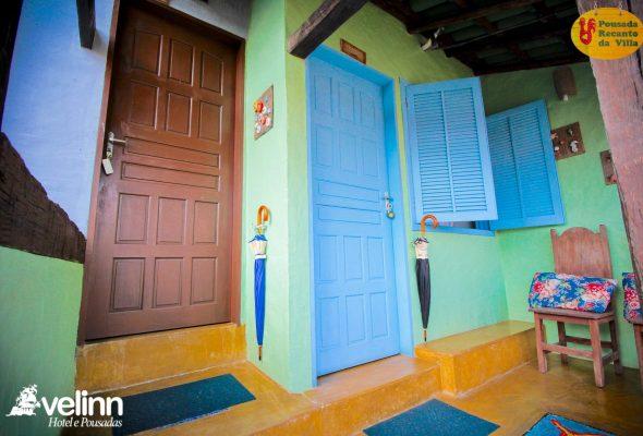 Velinn Pousada Recanto da Villa ilhabela Std 20 ap8