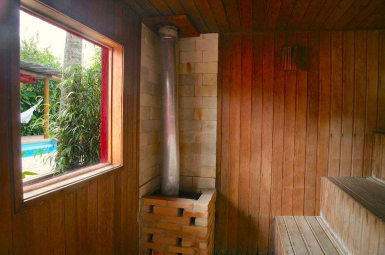 Velinn Pousada dos Hibiscos Sauna 1