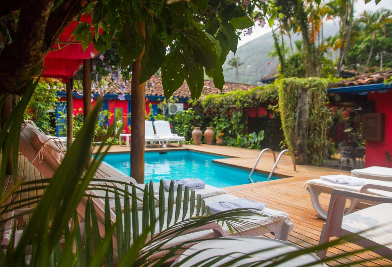 Velinn Pousada dos Hibiscos piscina 16