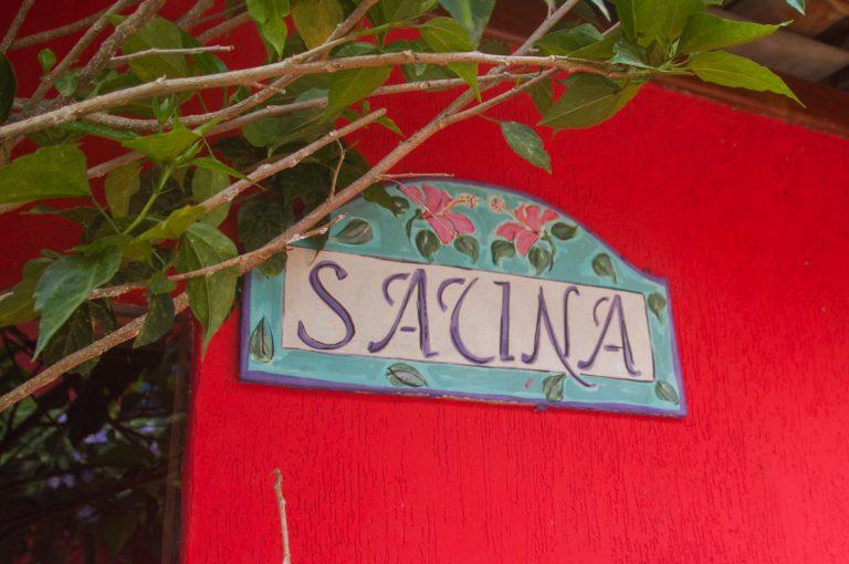 Velinn Pousada dos Hibiscos sauna
