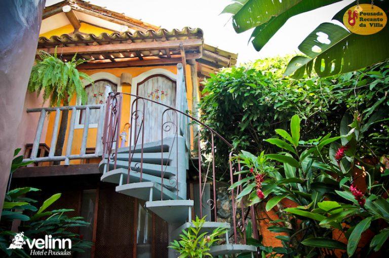 Velinn Pousada recanto da villa ilhabela 101 13 Dupla Std
