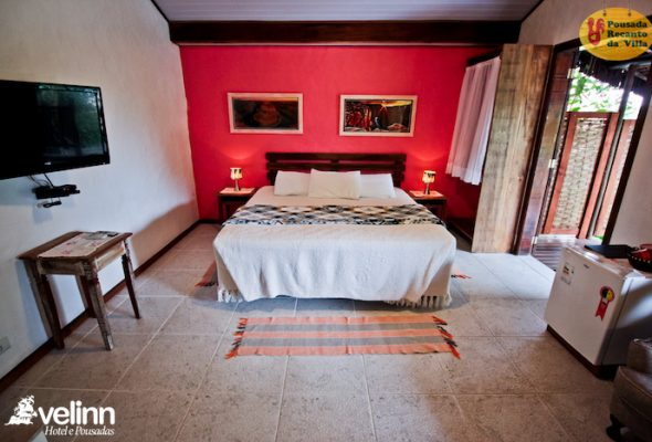 Velinn Pousada recanto da villa ilhabela 128 Super Luxo 1