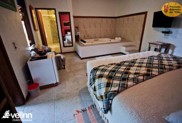 Velinn Pousada recanto da villa ilhabela 133 Super Luxo