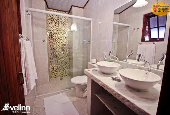Velinn Pousada recanto da villa ilhabela 137 Super Luxo