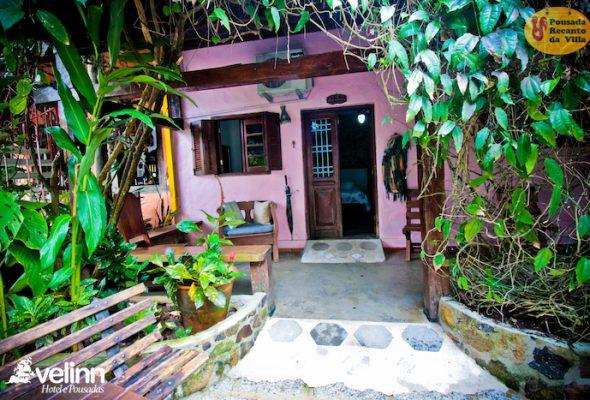 Velinn Pousada recanto da villa ilhabela 147 4 Familia
