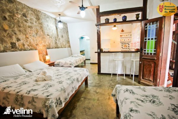 Velinn Pousada recanto da villa ilhabela 150 4