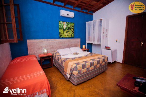 Velinn Pousada recanto da villa ilhabela 5 11 Luxo