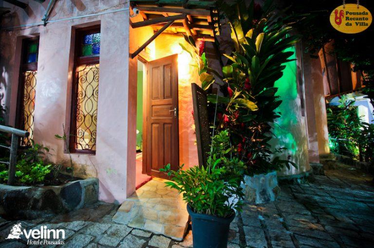 Velinn Pousada recanto da villa ilhabela 73 6 Dupla Std