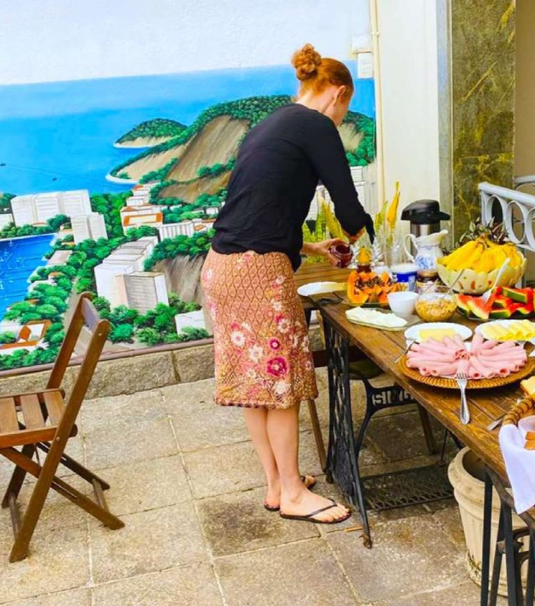 Velinn Reserva Santa Teresa Café da Manhã 2