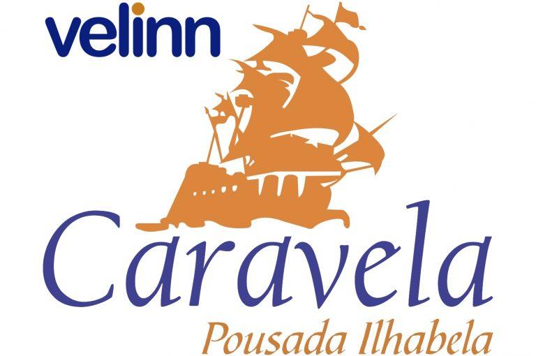 logo Caravela Ilhabela Velinn