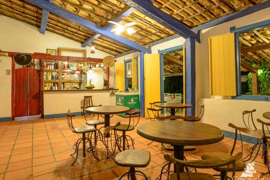 restaurante caravela pousada bromelias ilhabela 2